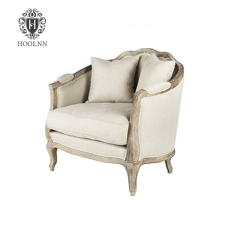 Antique Living Room Armchair HL329