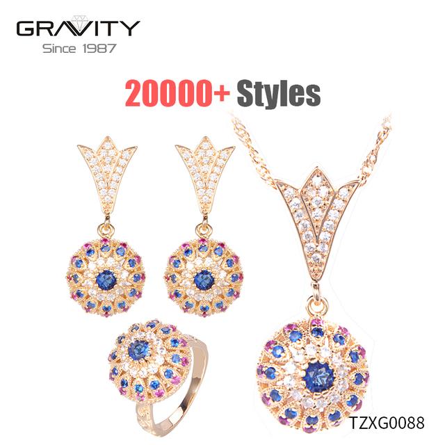 latest arabic design set custom wholesale american imitation diamond 14k 18k 22k 24k plated saudi dubai jewellery gold jewelry