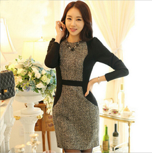 EY0006D high quality women clothes new fashion office ladies dress
