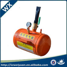 Tire filling sealing machine, Tire inflators