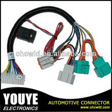 Automobile wiring harness assembly