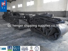 Inflatable Barge Launching Rubber Airbag