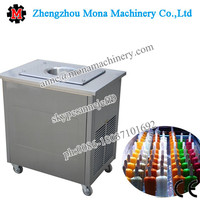 Automatic Popsicle Machine for sale/commercial popsicle making machine/ice lolly machine for low electric power consumption