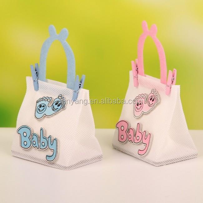 cute baby shower kids birthdays party favor plastic gift bag buy