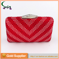 XFG9504 Luxury Designer Fancy Evening Clutch Party Bag Women