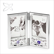 Luxury Swarovski Crystals Wedding Picture Frame