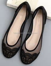 Women Comfort Mesh Upper Flat Shoes Ladies Fancy Dress Shoes