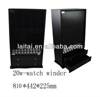 new 2013 big wooden watch box 40 watches 5 parograms switch operation for watch cases