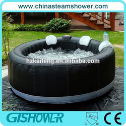 Indoor Free Standing Camping Portable Spa Bath
