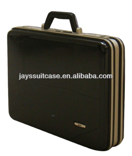JAYS Hot Sale ABS Business Case Black Briefcase For Men