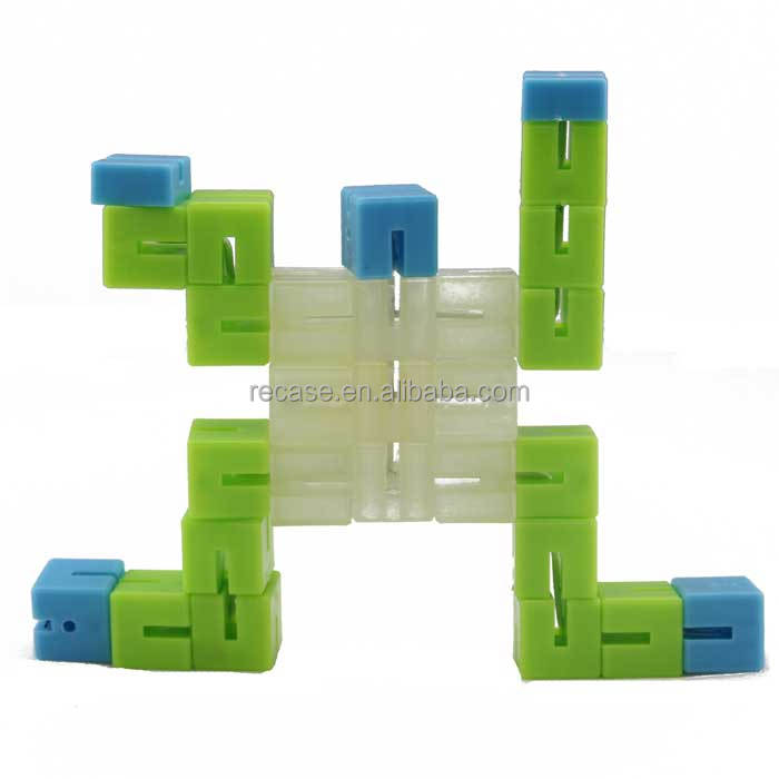 Educational Plastic Toys for Kids and Adults with OEM Available Magical Cube Puzzle