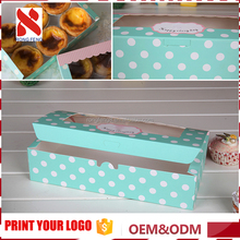 Healthy and safe Cheap Custom High Level Best price creative food paper packaging box