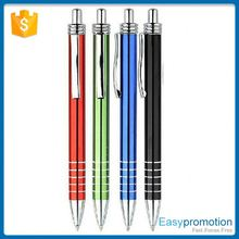 Hot promotion metal engraving ball pen from China