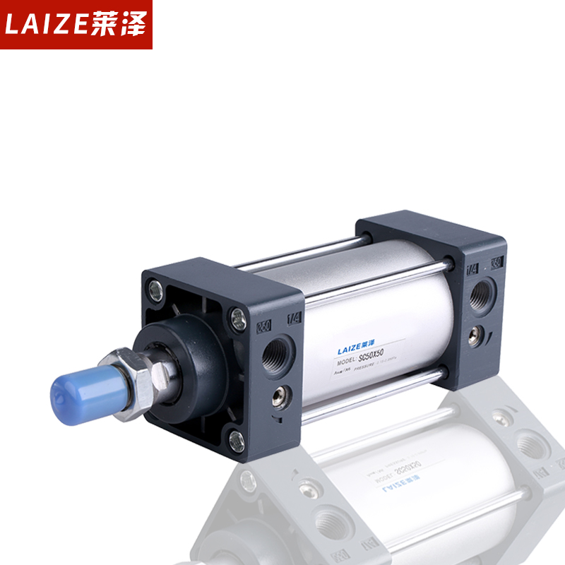 SC series Aluminum Alloy Standard Pneumatic Air Cylinder