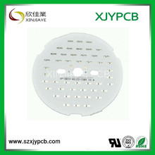 Aluminium based PCB with HASL used in led bulb