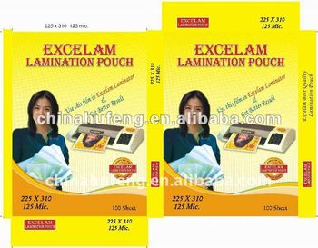 Lamination film for Indian Market