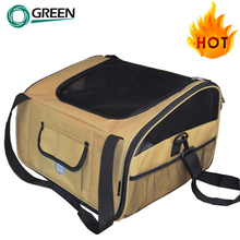 Deluxe Dog Pet Booster Seat travel carrier for car