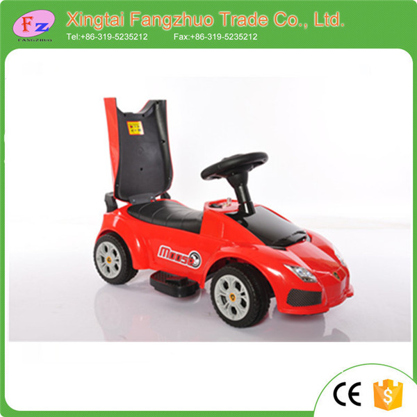 2017 hot sale promotion babies popular product Kids Electric Car