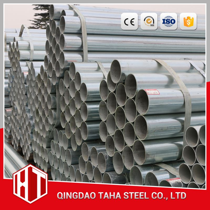iron casting sch40/sch 80 pre galvanized steelpiping building/constructure material made in china