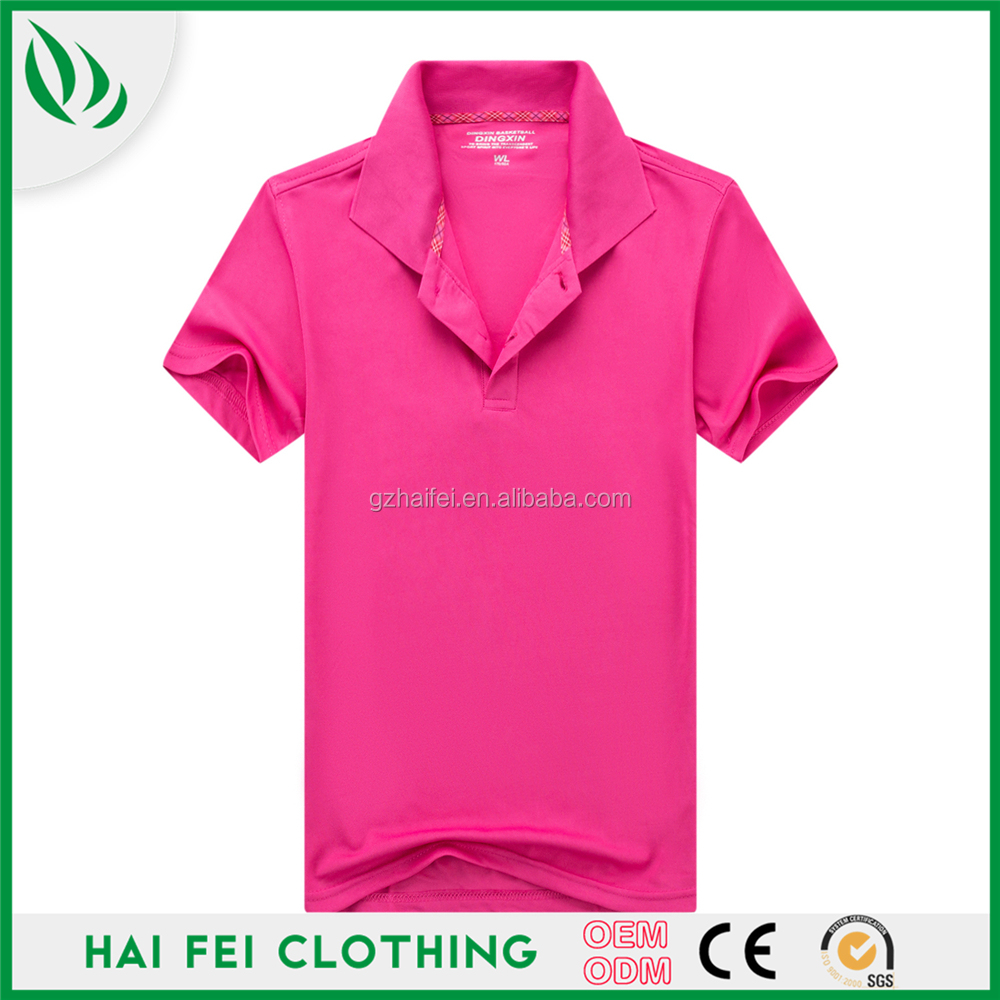 OEM Guangzhou Haifei Fancy Design Men Casual Summer Short Sleeve O-Neck 180g Mercerized cotton Dropship Polo T Shirt