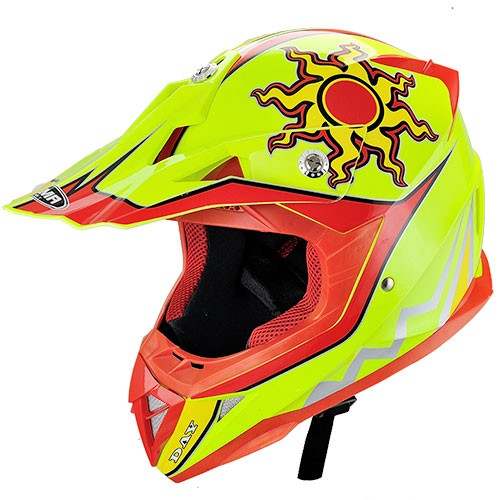 Cross helmet off road motorcylce helmet for kids 211