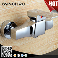 SKL-0793 Ceramic valve core material shower faucet rain shower faucet set