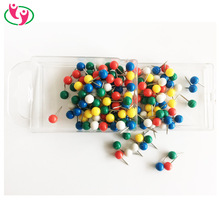 Quality Colorful Round Ball Head Map Push Pin