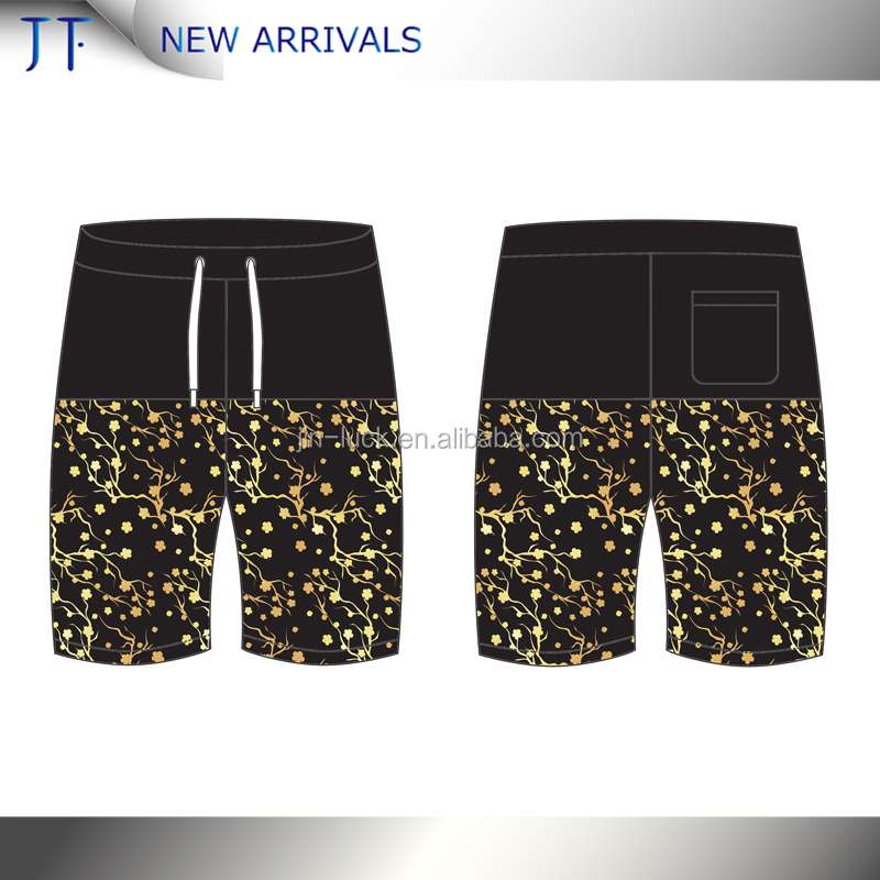 (OEM Free Sample)Fitness man custom design summer men beach shorts