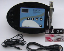 Use special needles permanent makeup machine kit