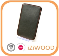 new travel leather cover for smartphone