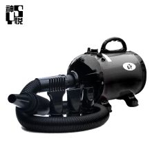 China manufacturer high speed blowing pet hair blower dryer stand for dogs