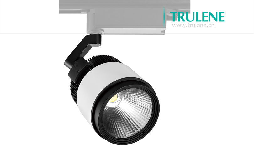 10W Round LED Track Light
