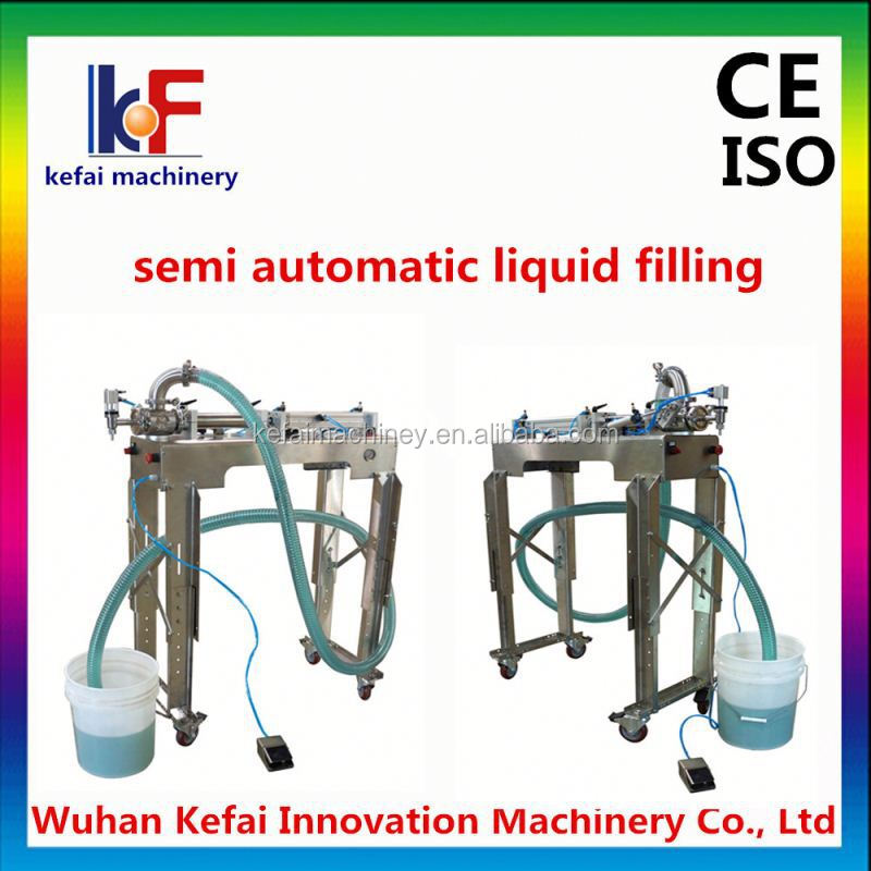 e-liquid bottle with tamper evident seal filling machine