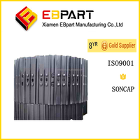 EBPART Hitachi track shoe assy track link with shoe for excavator spare parts