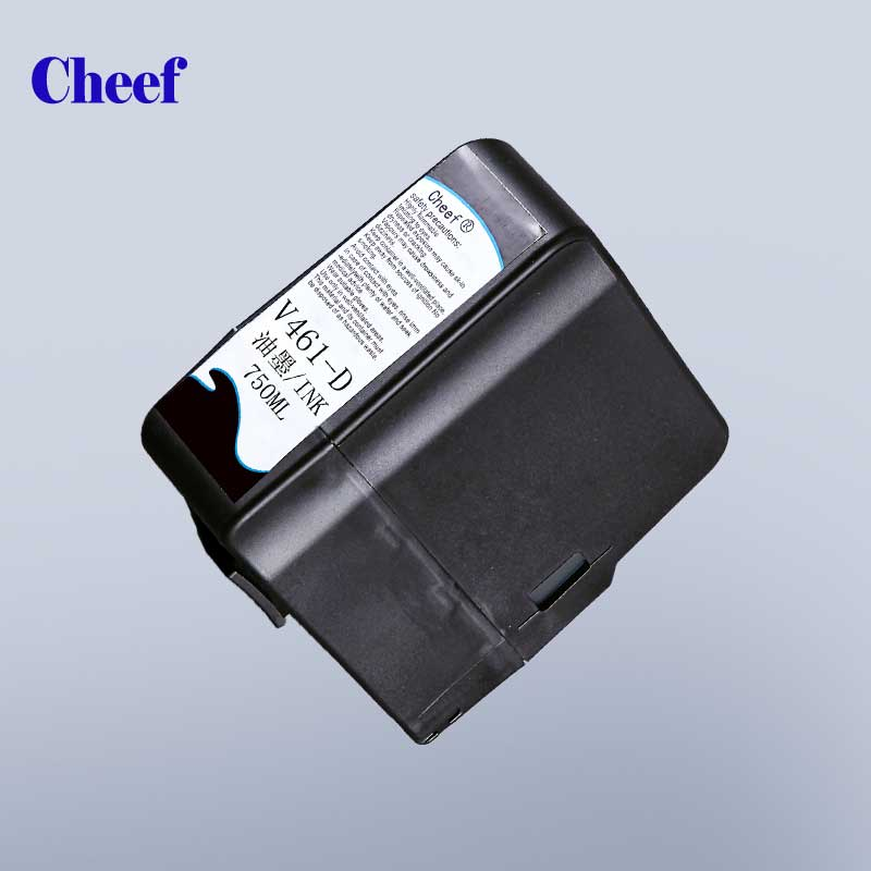 High quality black alternative Ink 16-9301Q for videojet printer