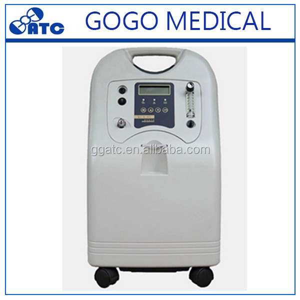 New Model Air Portable Oxygen Concentrator Machine With Battery