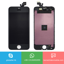 4.0 inch LCD sreen display for iphone 5 with touch digitizer assembly