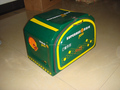 FRP delivery box, fiberglass delivery box, frp scooter box
