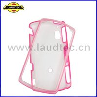 TPU+PC Matterial Gel Hard Case for Sony Ericsson Xperia Arc X12