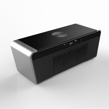 High end 20w portable wireless bluetooth speaker with power bank