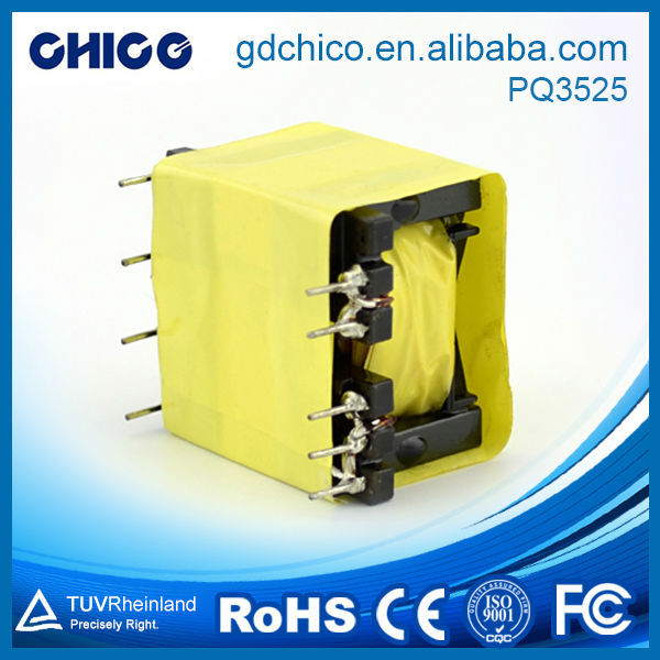 PQ3525 High frequency transformer ferrite core flyback transformer