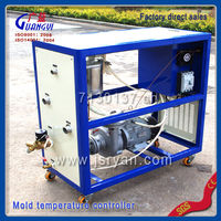 Mold Temperature Control Unit In Measurement