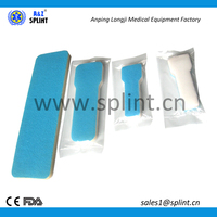 Bended to any shape I.V. arm board transfusion equipment