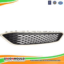 Car grille high quality plastic injection auto parts mould plastic mold manufacture molding