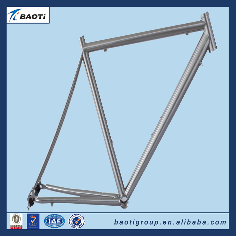 BAOTI titanium mountain bike frame 29er