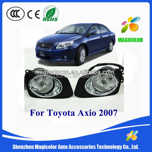 China Supplier Toyota Corolla AXIO fog lamp