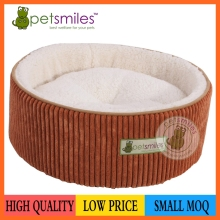 nestlez round dog bed