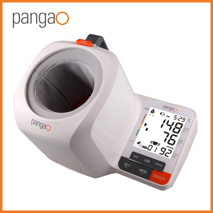 pangao intelligent hospital digital arm blood pressure monitor