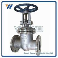 ANSI Risin Stem DIN PN100 Flanged Gate Valves Supplier