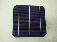 6 inch 156x156mm Mono-crystalline Silicon Solar Cells